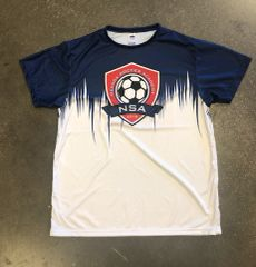 NSA Navy Game Jersey - Sublimated