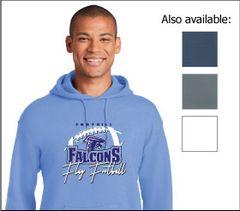 FHS FLAG FOOTBALL Cotton Hoodies