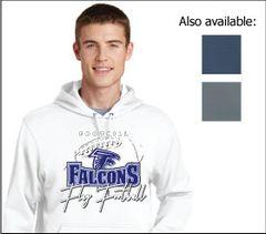 FHS FLAG FOOTBALL Moisture Management Hoodies