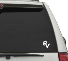 Car Sticker Decal PVLL