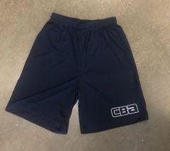 CBA SportTek Pocketed Shorts