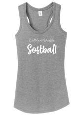 Live Love Breathe Softball