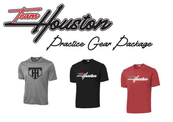 TEAM HOUSTON Practice Gear Package