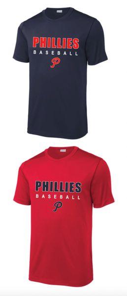 Phillies Baseball Spirit Shirt