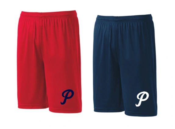 "Phillies ""P"" Shorts"