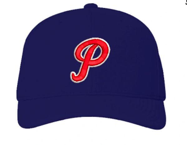 """Phillies """"P"""" Caps"""