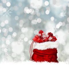 Christmas - 3 Gallon: (We choose design or you can call and choose a design before we fill order)