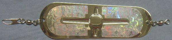 Nickel Chrome Plasma Dodger