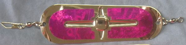 Nickel Purple Plasma Dodger
