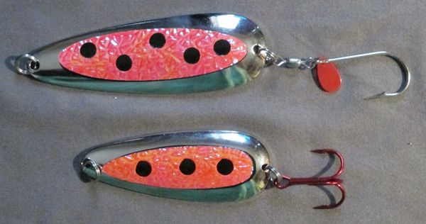 Nickel with Krill Red Crush