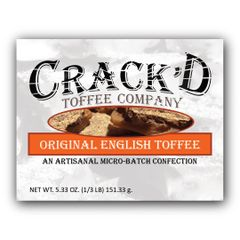 Original Toffee 1/3 lb.