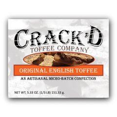 Original Toffee 1/3 lb.