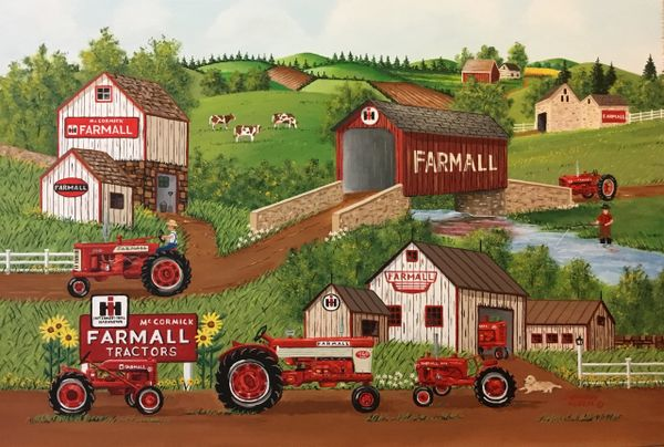 Farmall Bridge