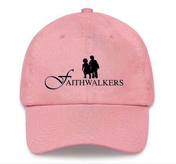 fa06d2c8 Faithwalkers Brand Caps, Brand Caps, Logo Baseball Caps, Christian Hats,  Christian Caps