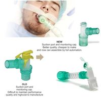 respiratory care medical device design
