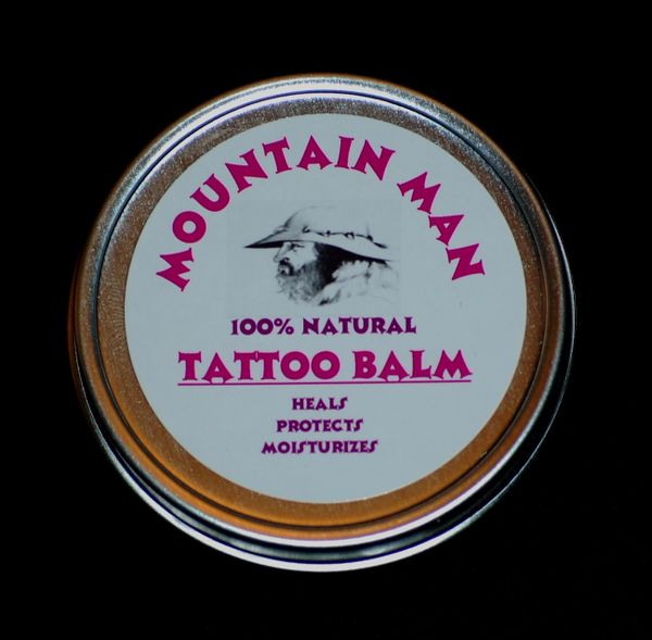 MOUNTAIN MAN OILS TATTOO BALM