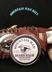 MOUNTAIN MAN OILS BEARD BALM SUMMER WOODS ( warm earthy scent)