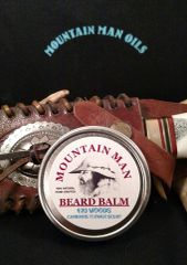 MOUNTAIN MAN OILS BEARD BALM 420 WOODS (CANNABIS FLOWER SCENT )