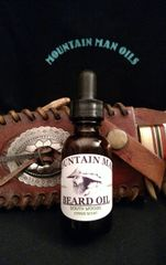 MOUNTAIN MAN BEARD OIL SOUTH WOODS (citrus scent)