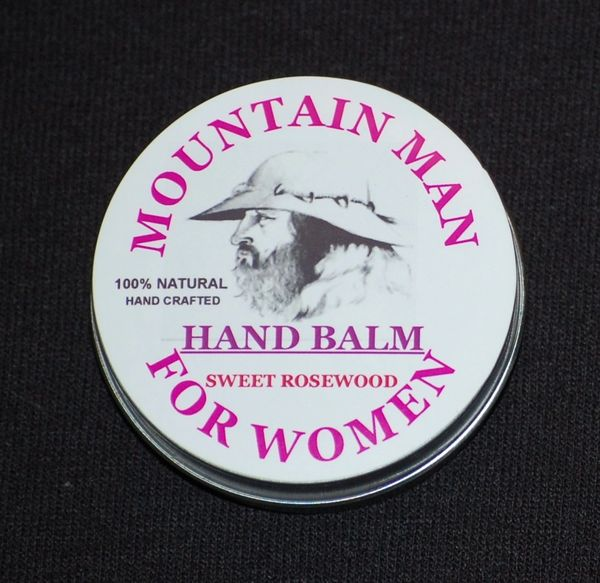 WOMENS HAND BALM SWEET ROSEWOOD 2oz