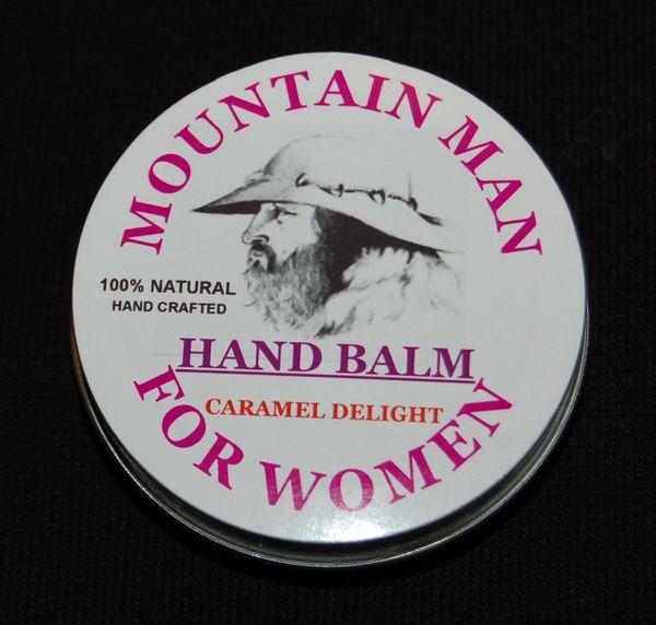WOMENS HAND BALM CARAMEL DELIGHT 2oz