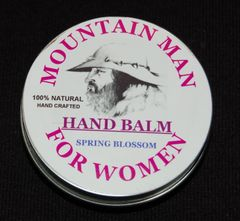 WOMENS HAND BALM SPRING BLOSSOMS 2oz