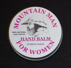 WOMENS HAND BALM PURPLE HAZE 2oz