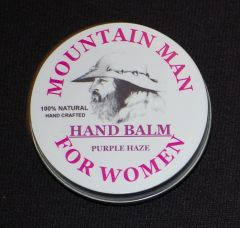 WOMENS HAND BALM PURPLE HAZE 1oz