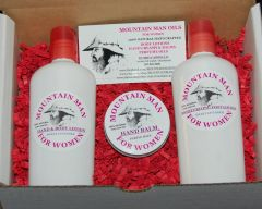 MOUNTAIN MAN FOR WOMEN GIFT SET
