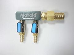 2 Valve Manifold MWT084