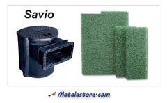 Savio Skimmerfilter Pad