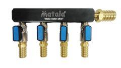 4 Valve Manifold MWT085