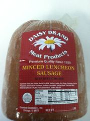 Minced Luncheon Sausage-DECEMBER SALE!