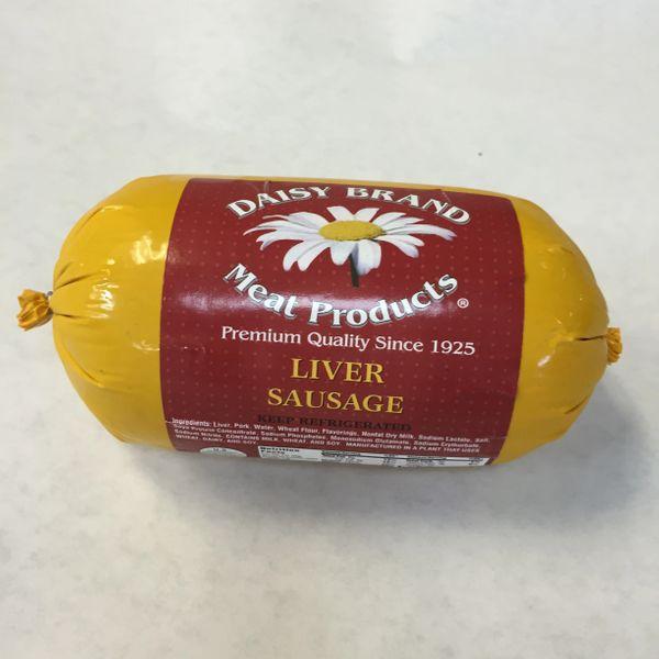 Liver Sausage (1 lb piece)