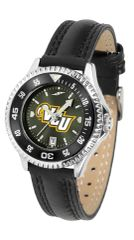VCU Ladies' Leather Competitor AnoChrome Colored Bezel