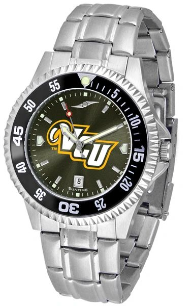 VCU Men's Steel Competitor AnoChrome - color bezel