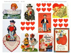 691 VALENTINES OF YESTERDAY digital