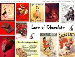 178 LOVE OF CHOCOLATE DIGITAL
