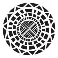 Celtic Circle 12 inch stencil