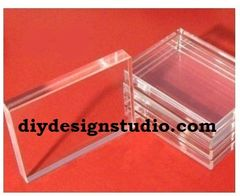 Acrylic Stamp Blocks (EZ MOUNT)