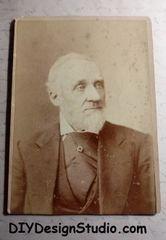 Cabniet Card 302 Older Male