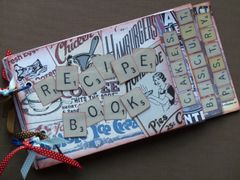 Recipe Book Kit by Katrina