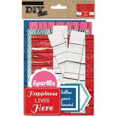 DIY Card Kit 32 pieces