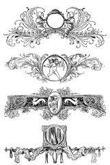 Angelic Motifs
