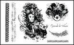 Carnivale di Venezia Stamp Set