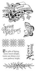 Graphic 45 Blossoms Set