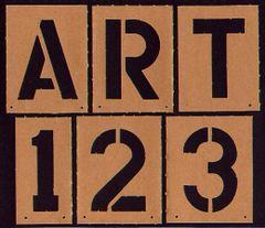 ALPHA Numeric Stencils