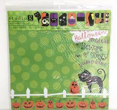 Halloween Assortment Green