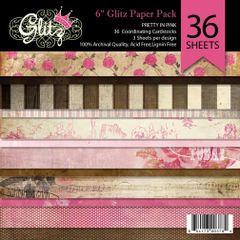 PRETTY IN PINK PAPER 6X6