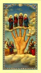 Spanish Holy Card (5)